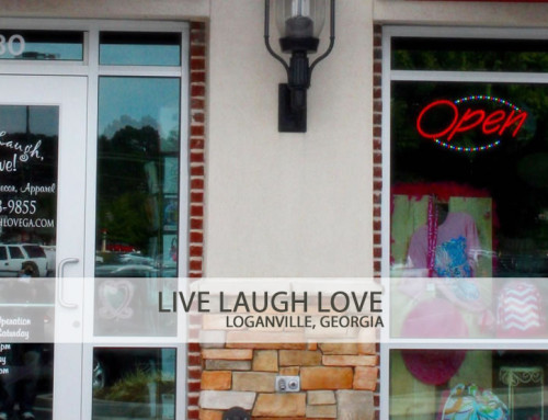 Live laugh love loganville ga